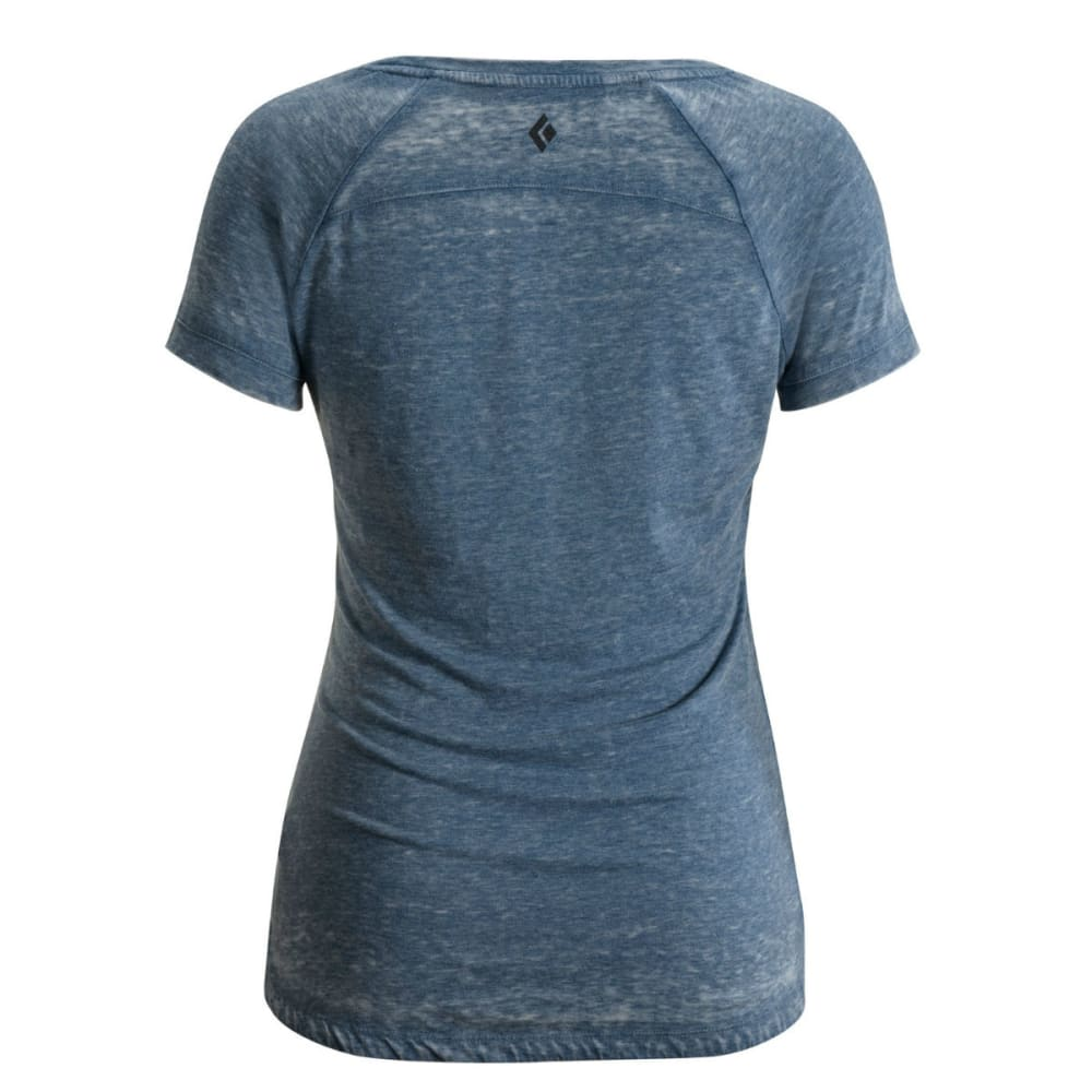 BLACK DIAMOND Women's Pingora Tee - DENIM