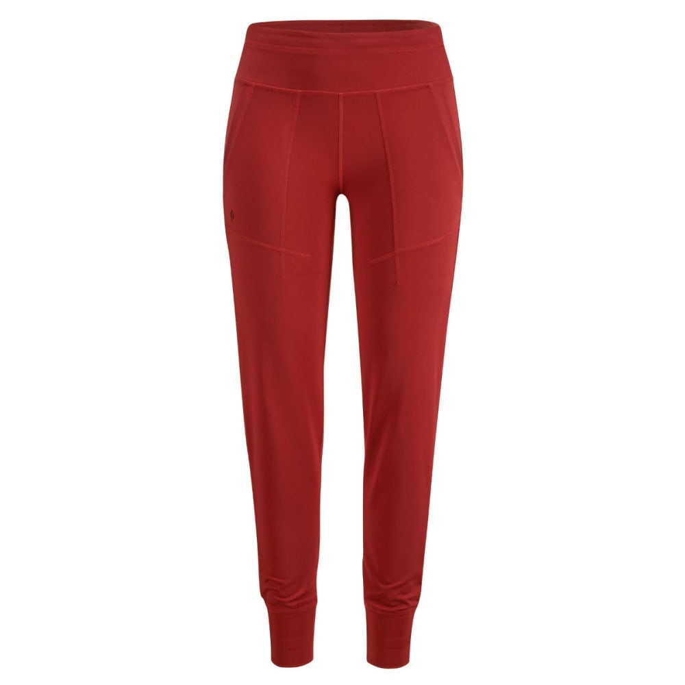 BLACK DIAMOND Women's Stem Pants - MAROON