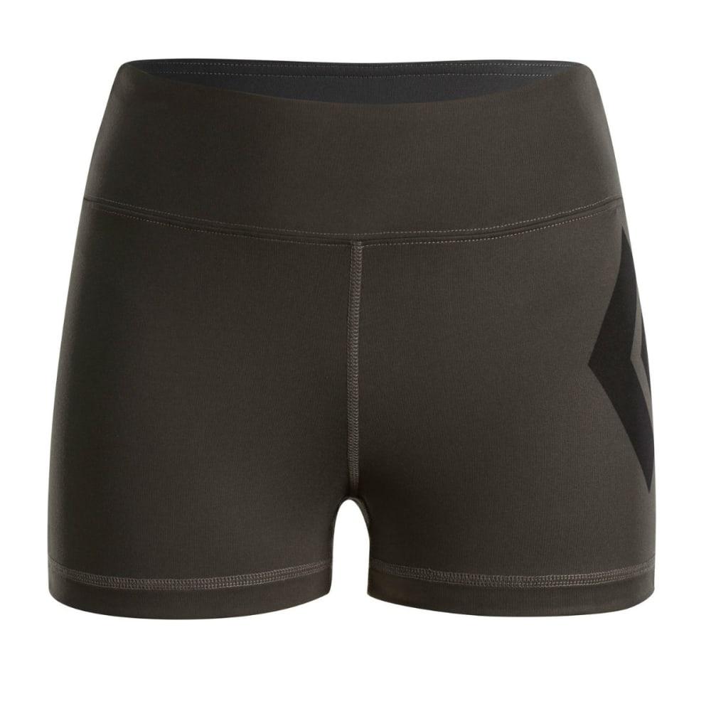 BLACK DIAMOND Women's Equinox Shorts - SLATE