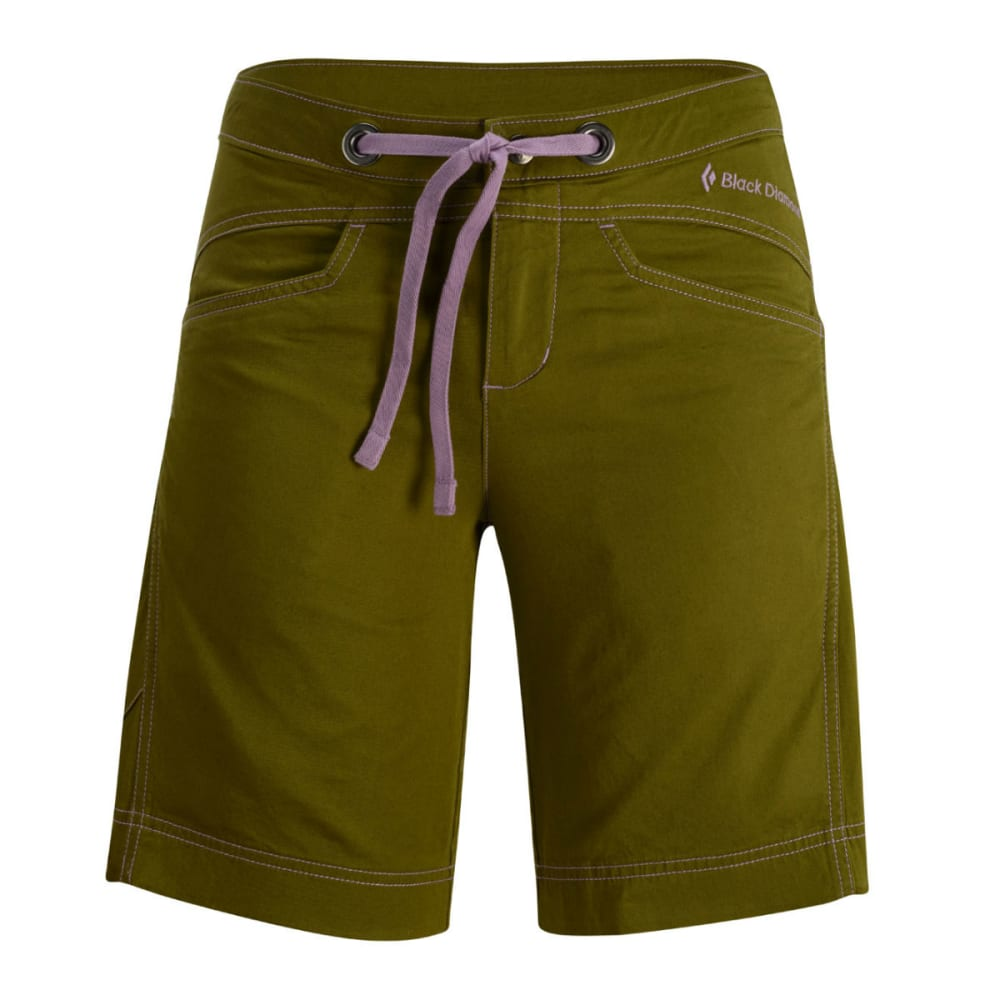 BLACK DIAMOND Women's Credo Shorts - SAGE