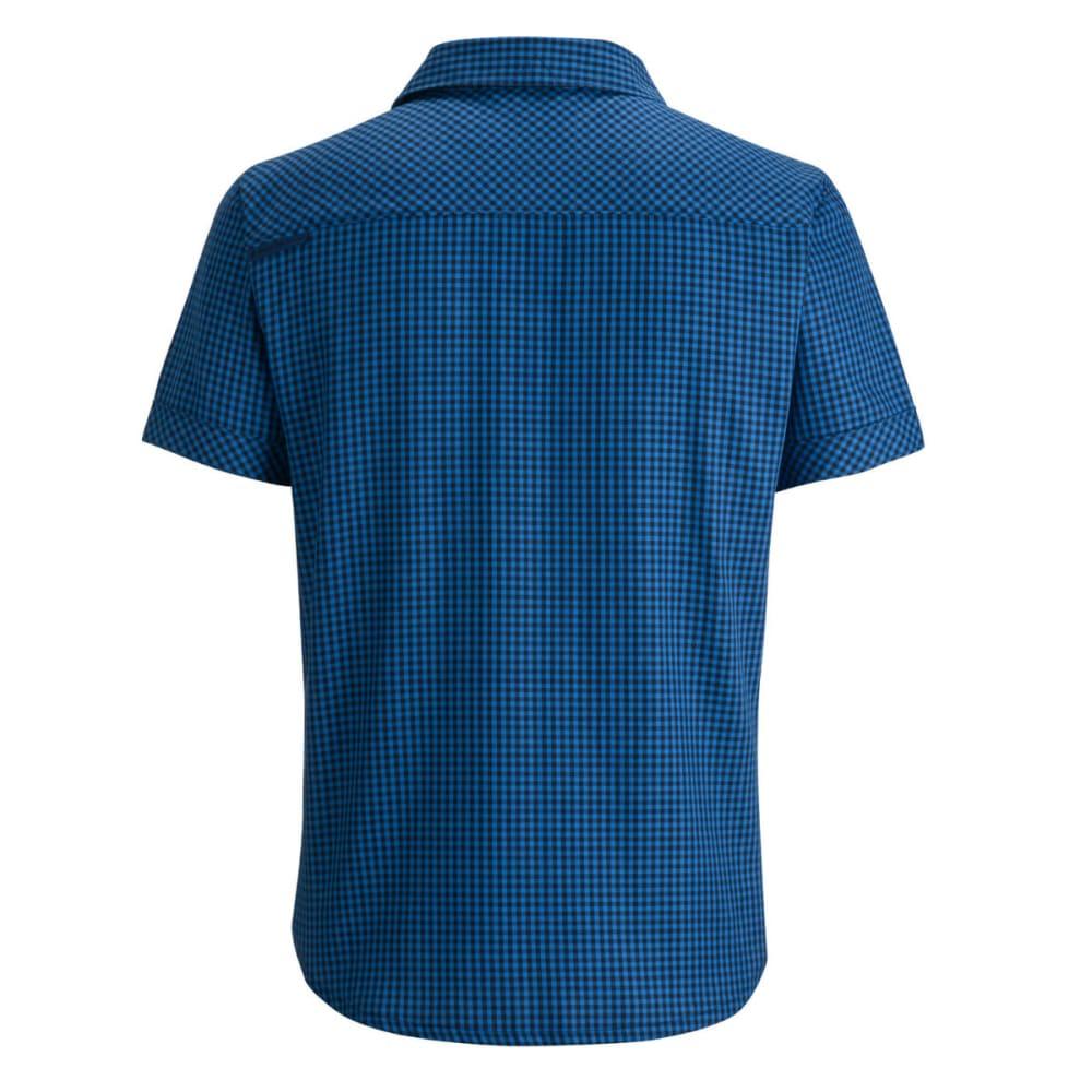BLACK DIAMOND Men's Short-Sleeve Spotter Shirt - POWELL/CAPTAIN