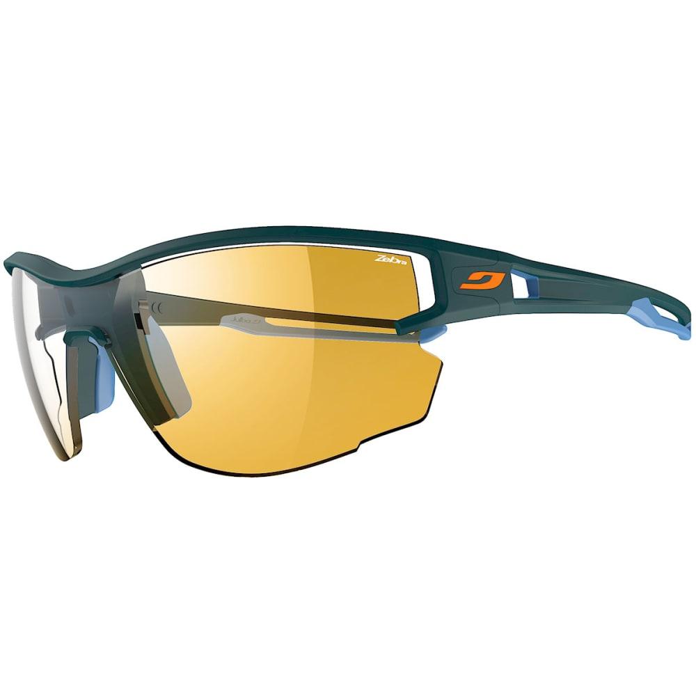 JULBO Aero Zebra Sunglasses - DARK BLUE/BLUE
