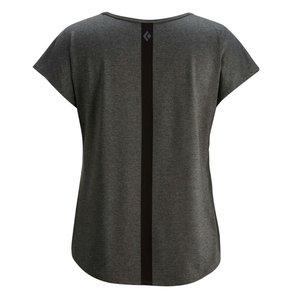 BLACK DIAMOND Women's Pale Fire Tee - SLATE