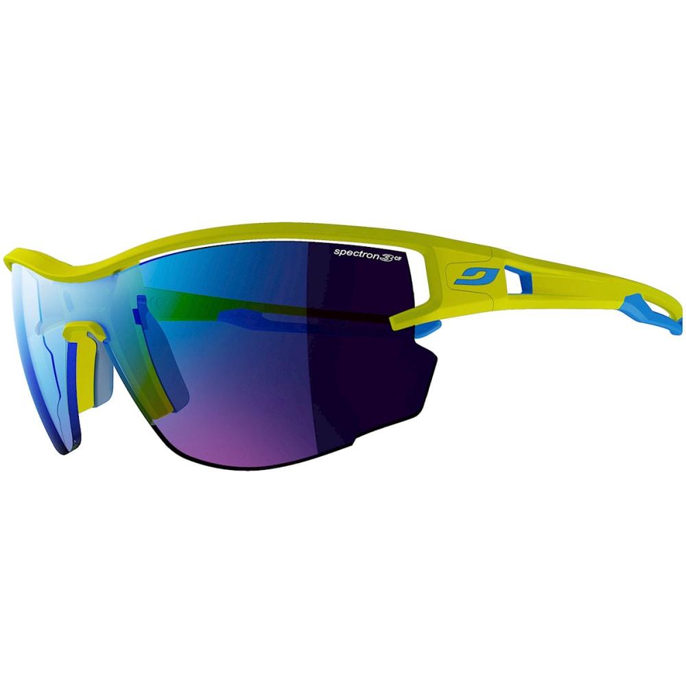 JULBO Aero Spectron 3 CF Sunglasses, Green/Blue - GREEN/BLUE