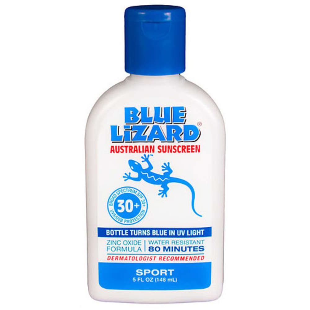 BLUE LIZARD Sunscreen Sport, 5.0 oz. - NO COLOR