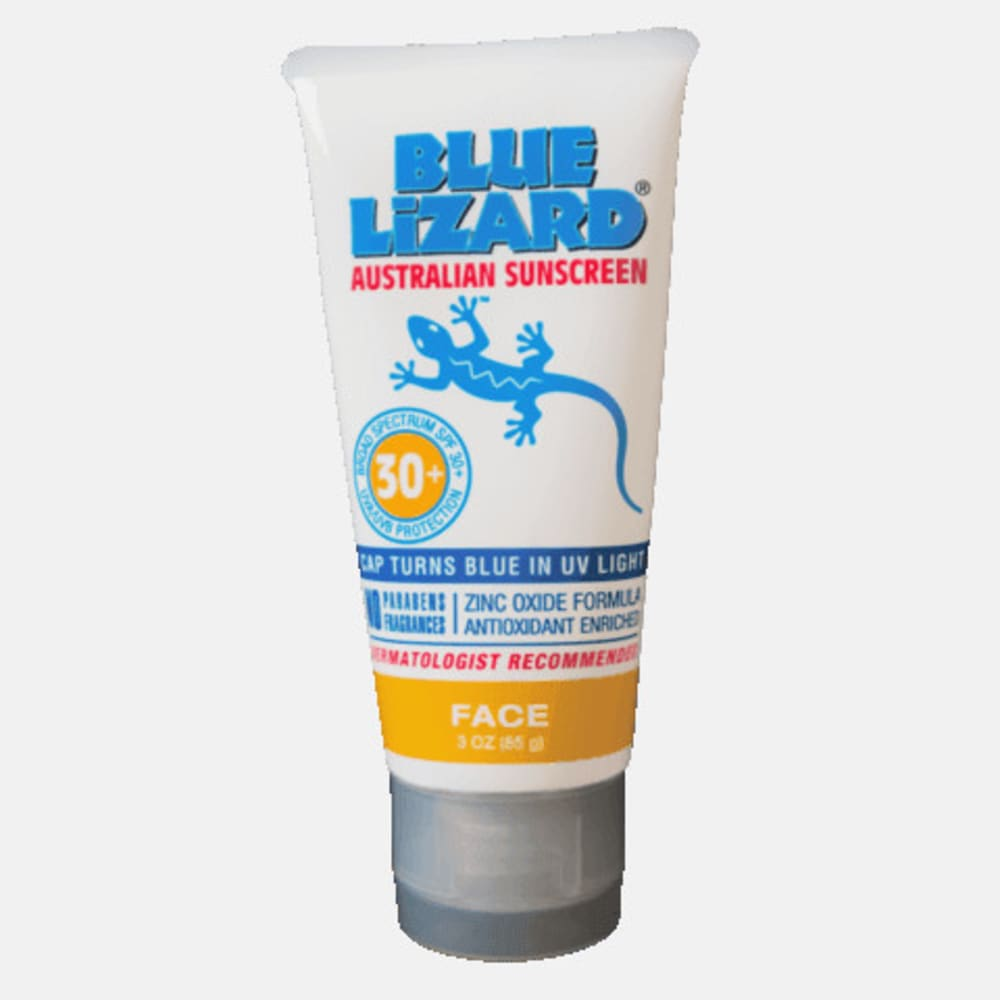 BLUE LIZARD 3 oz. Face Tube - NO COLOR