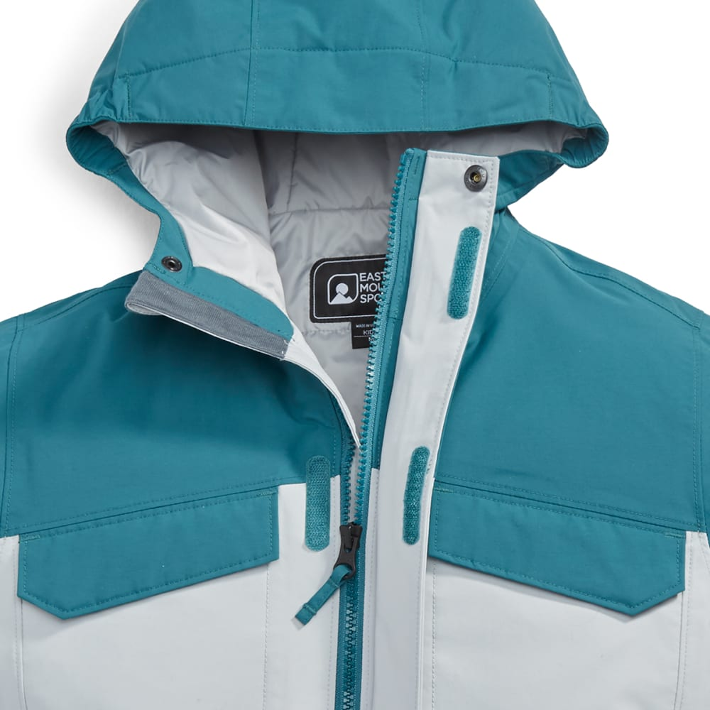 EMS® Kids' Freescape Insulated Jacket - BALSAM/HIGH RISE
