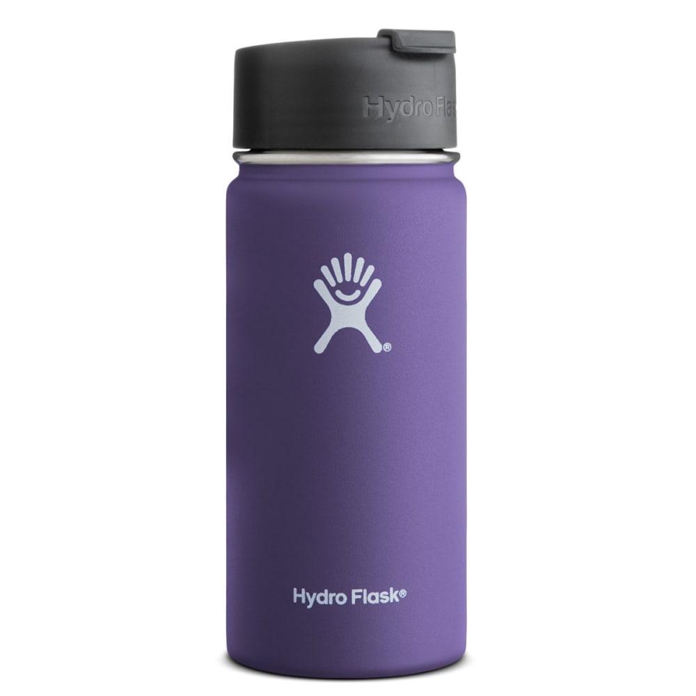 HYDRO FLASK 16 oz. Hydro™ Flip Lid Wide Mouth Bottle - PLUM