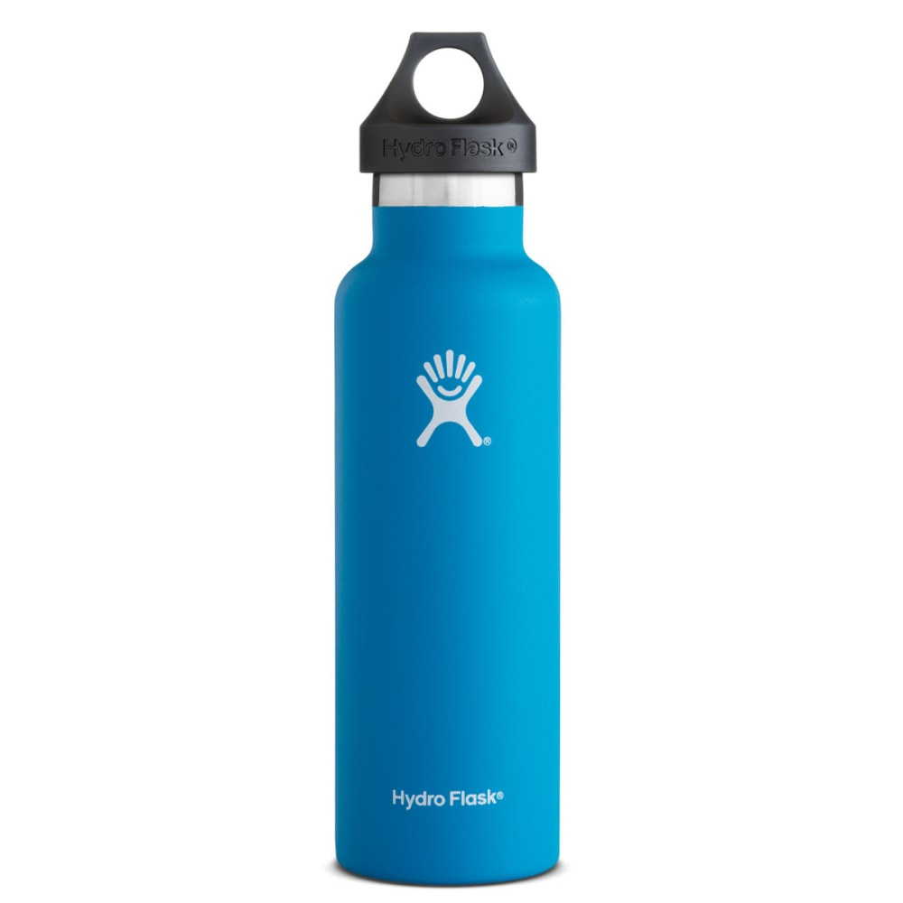 HYDRO FLASK 21 oz. Standard Mouth Water Bottle - PACIFIC