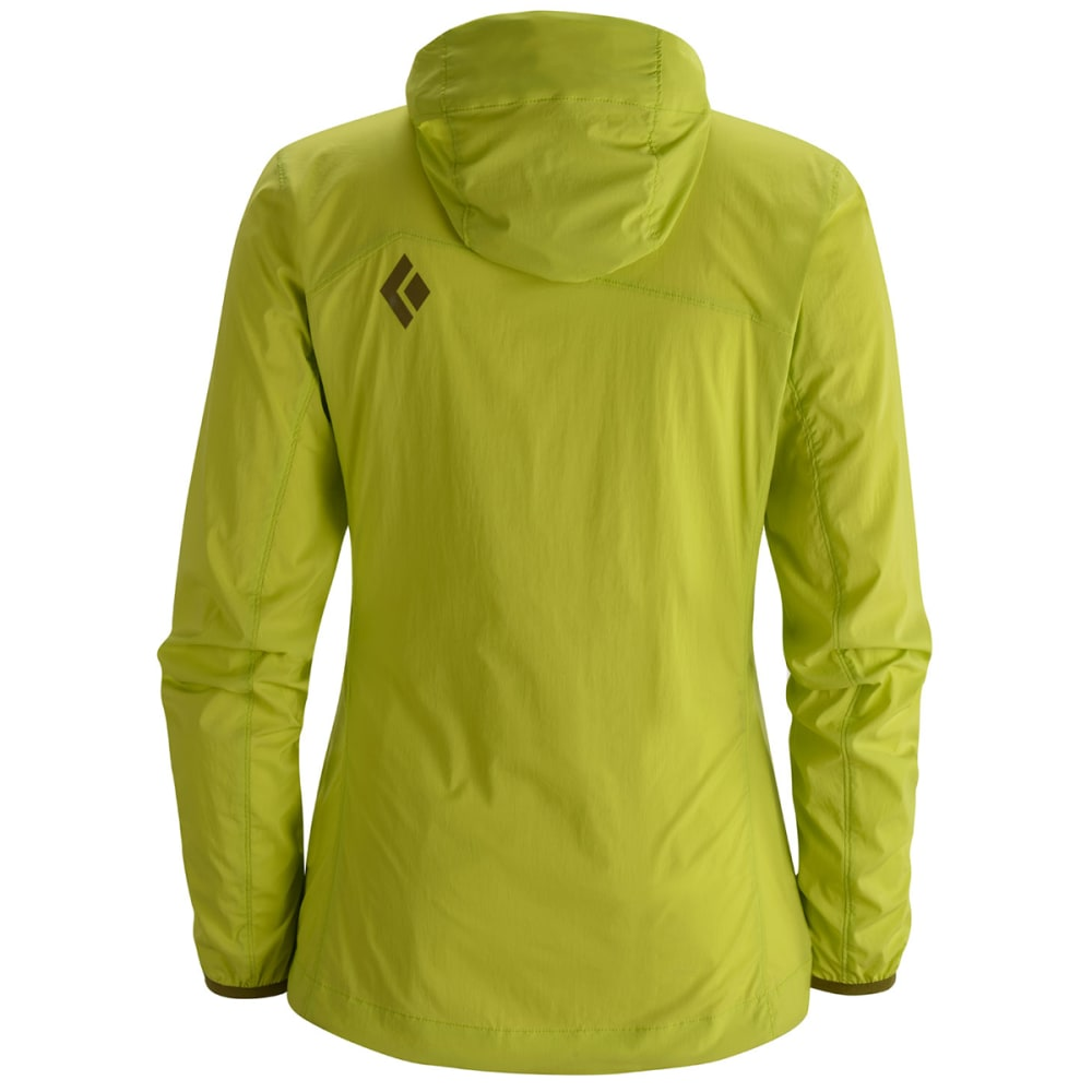 BLACK DIAMOND Women's Alpine Start Hoody - ALOE