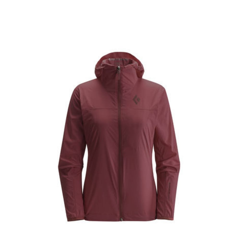 BLACK DIAMOND Women's Alpine Start Hoody - RHONE