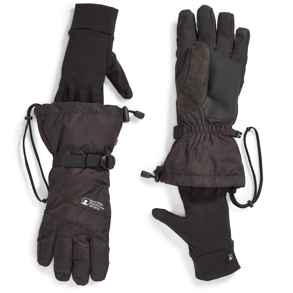 EMS Men's Altitude 3-in-1 Gloves - BLACK