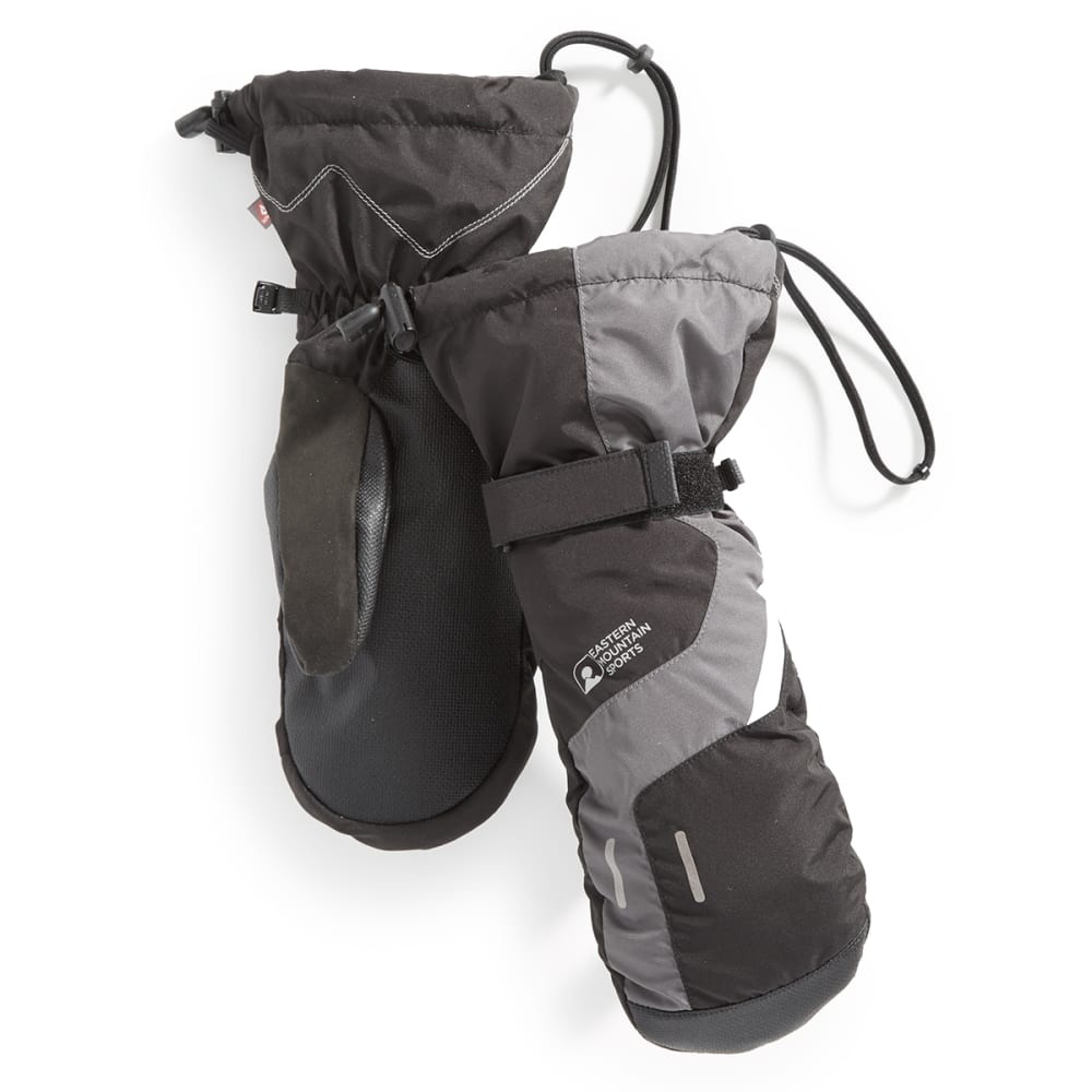 EMS® Men's Altitude 3-in-1 Mittens - BLACK