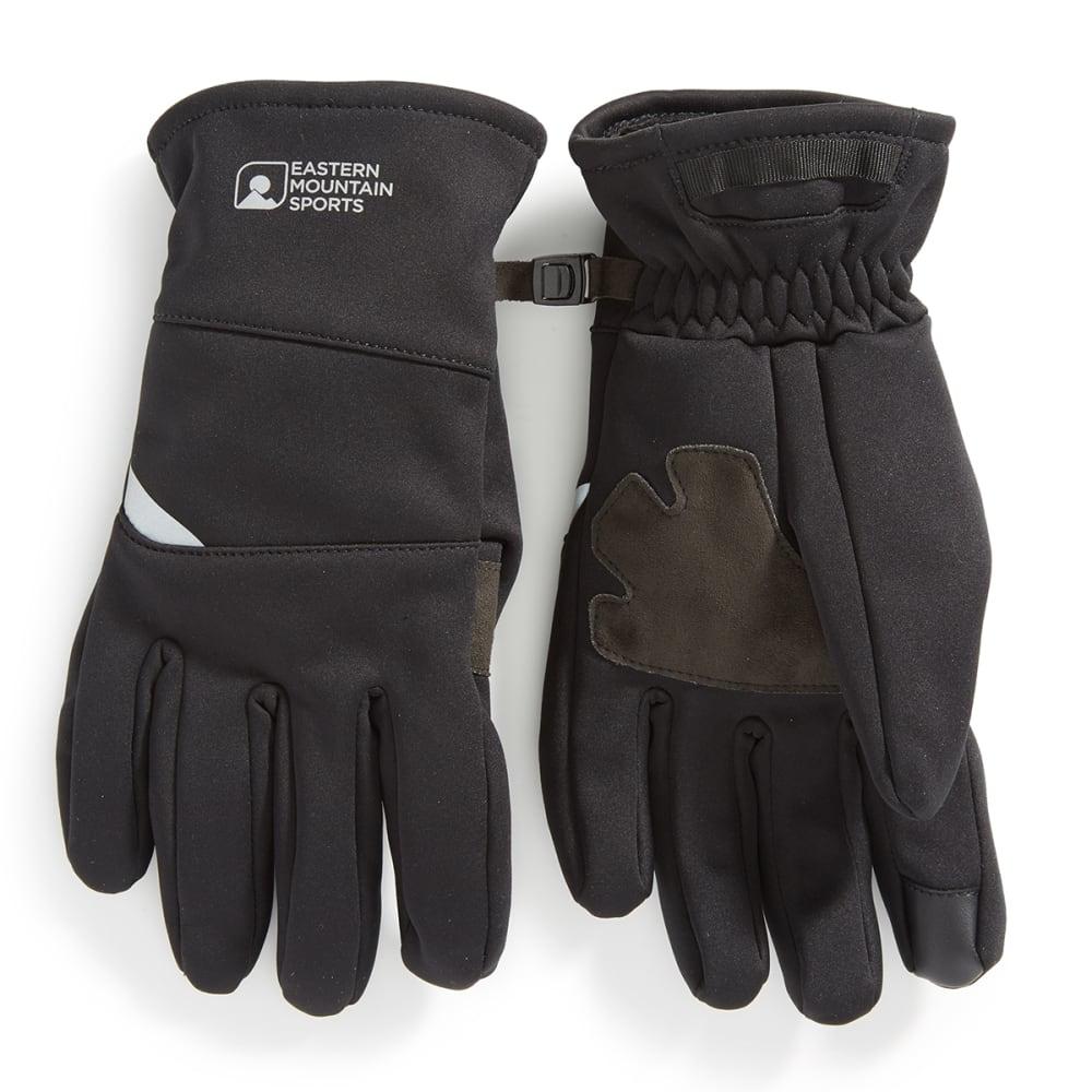 EMS® Men's Rampart Soft Shell Gloves - BLACK