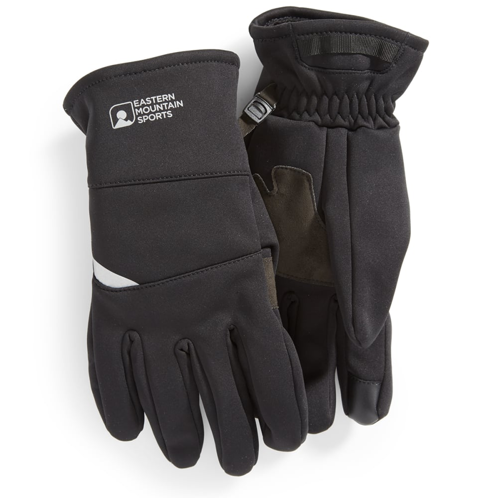 EMS® Men's Rampart Soft Shell Gloves - BLACK