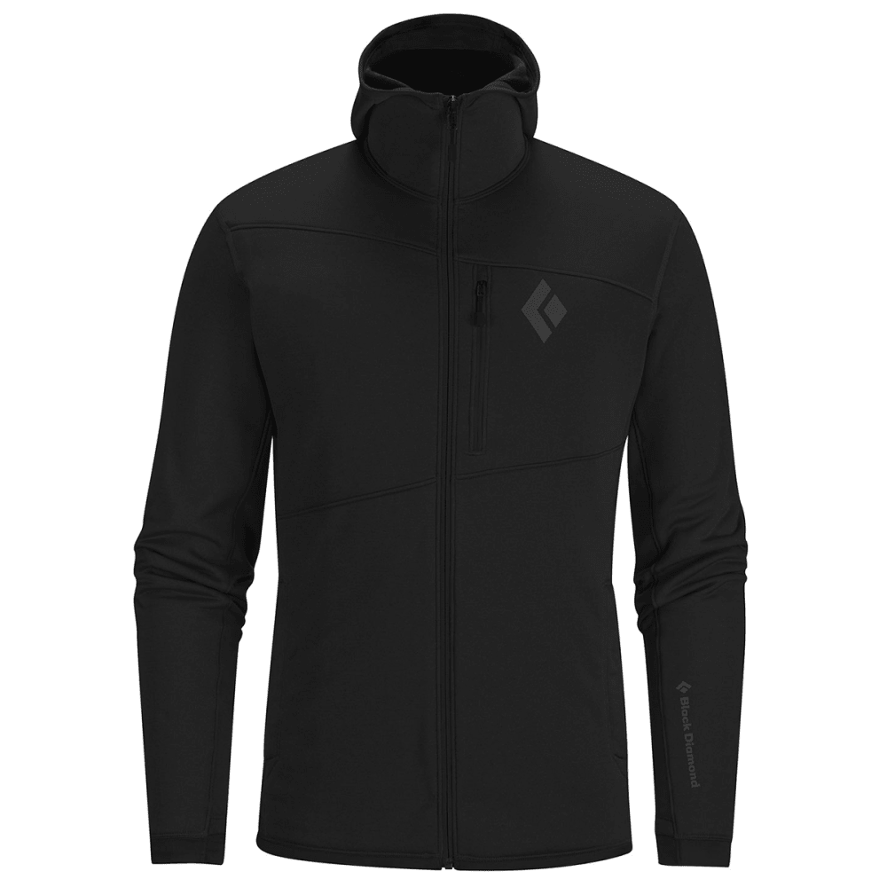 BLACK DIAMOND Men's Compound Hoody - SMOKE