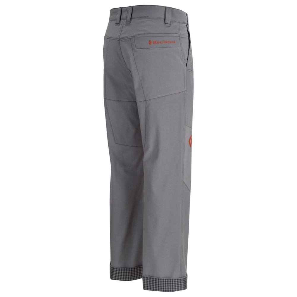 BLACK DIAMOND Men's Dogma Pants - NICKEL