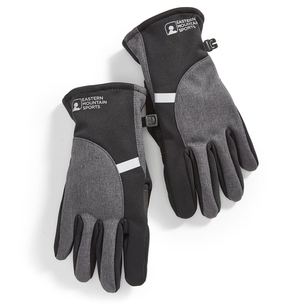 EMS® Women's Rampart Soft Shell Gloves - BLACK