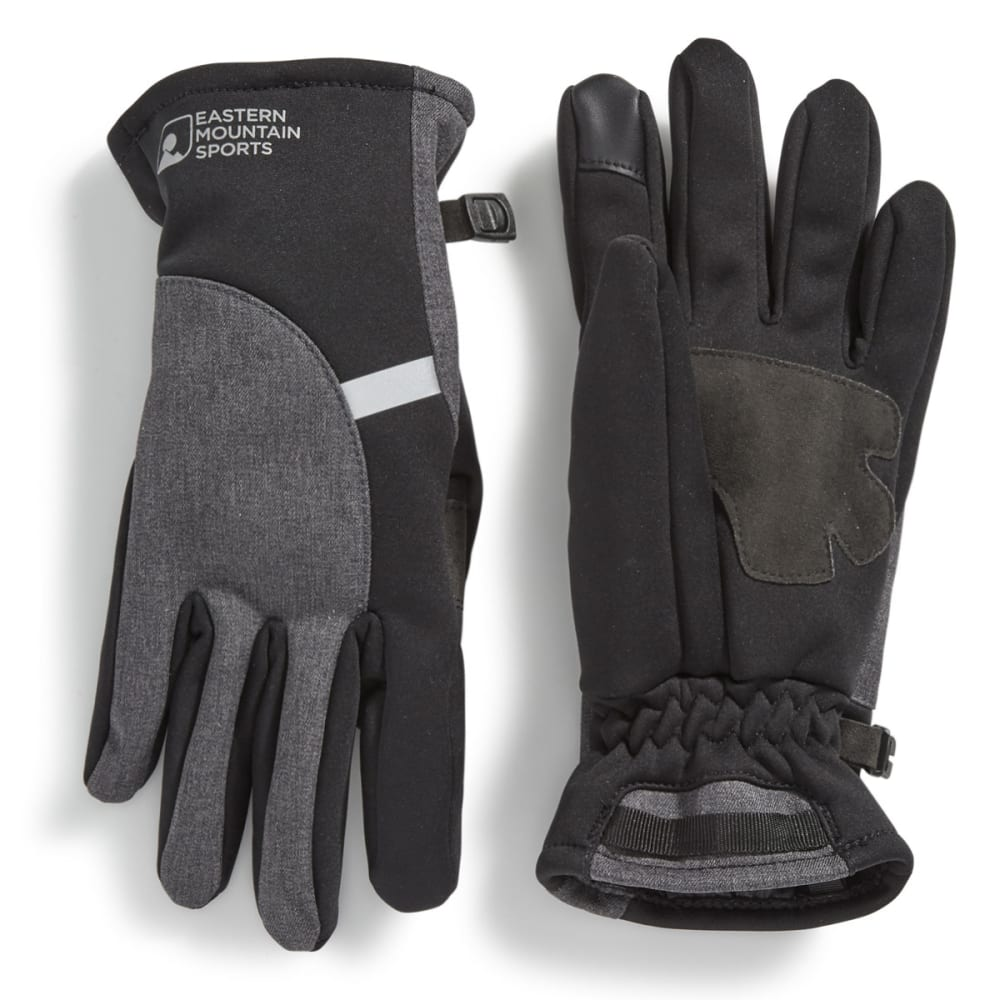 EMS Women's Rampart Soft Shell Gloves - BLACK