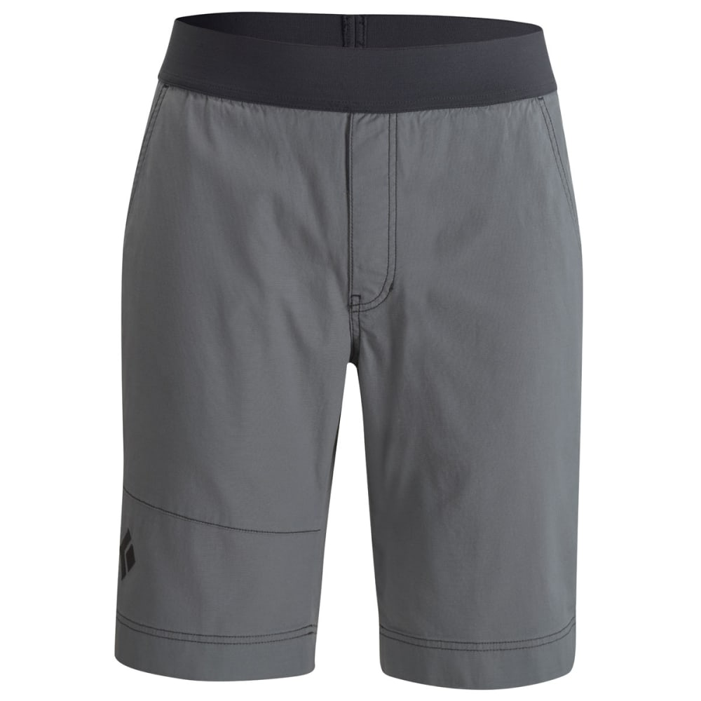 BLACK DIAMOND Men's Notion Shorts - NICKEL