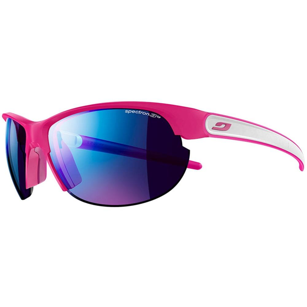JULBO Women's Breeze Spectron 3 CF Sunglasses, Pink/Fuschia - MATTE PINK/FUSCHIA