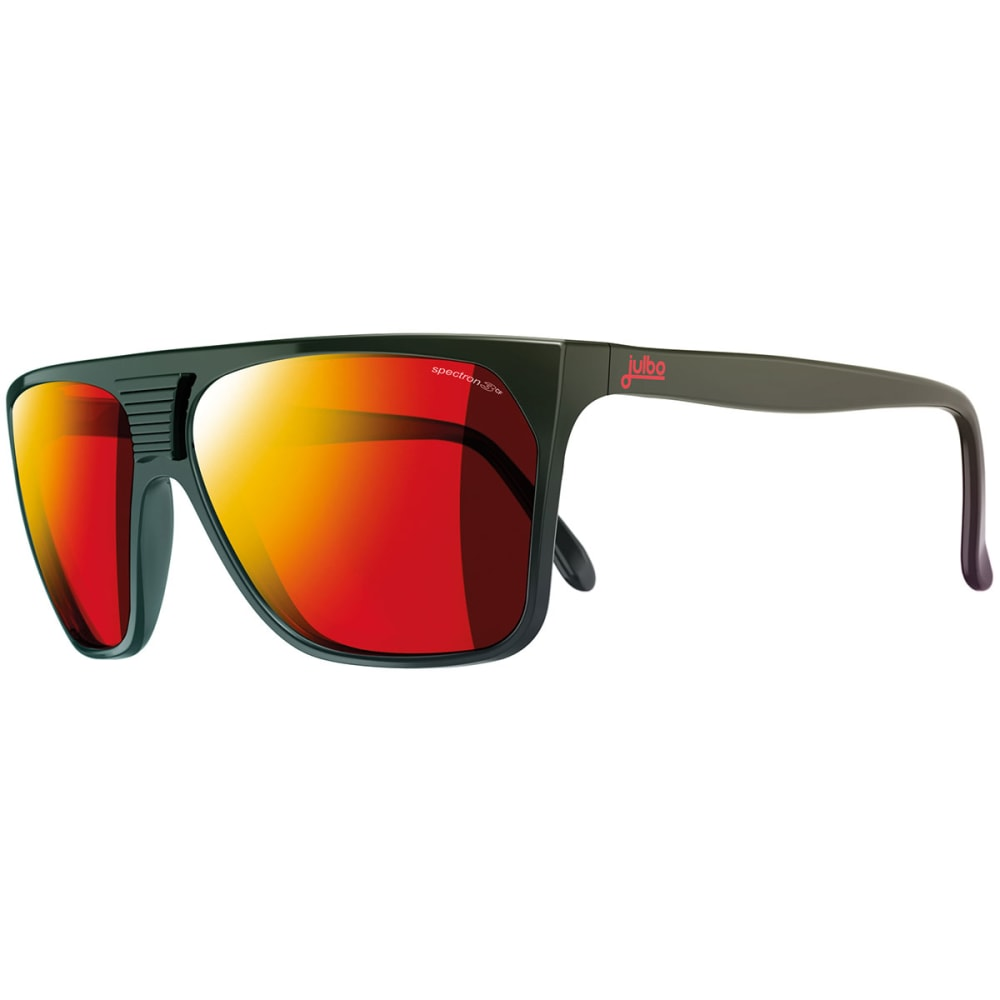 JULBO Cortina Spectron 3 CF Sunglasses, Shiny Black - SHINY BLACK
