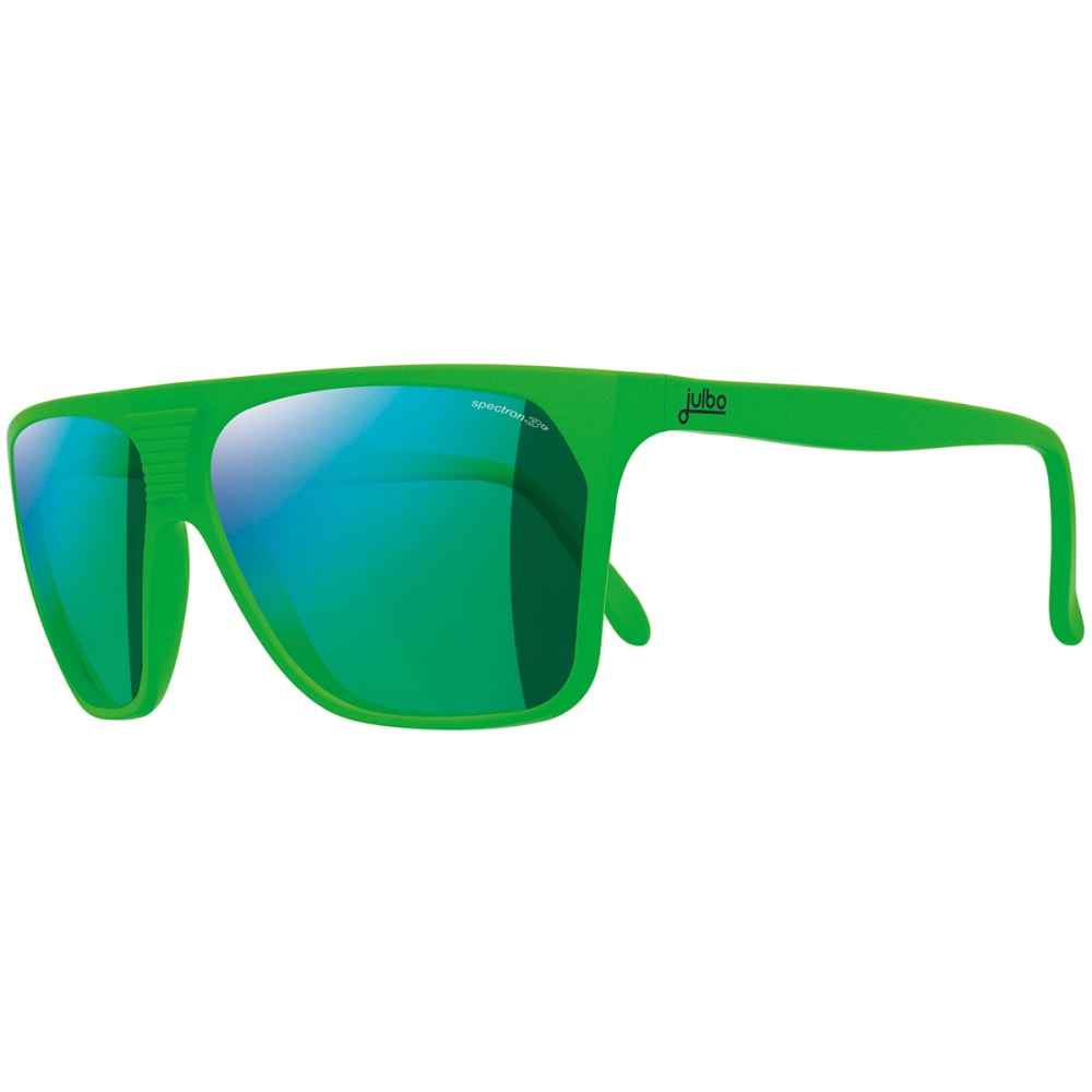 JULBO Cortina Spectron 3 CF Sunglasses, Green - GREEN/BROWN