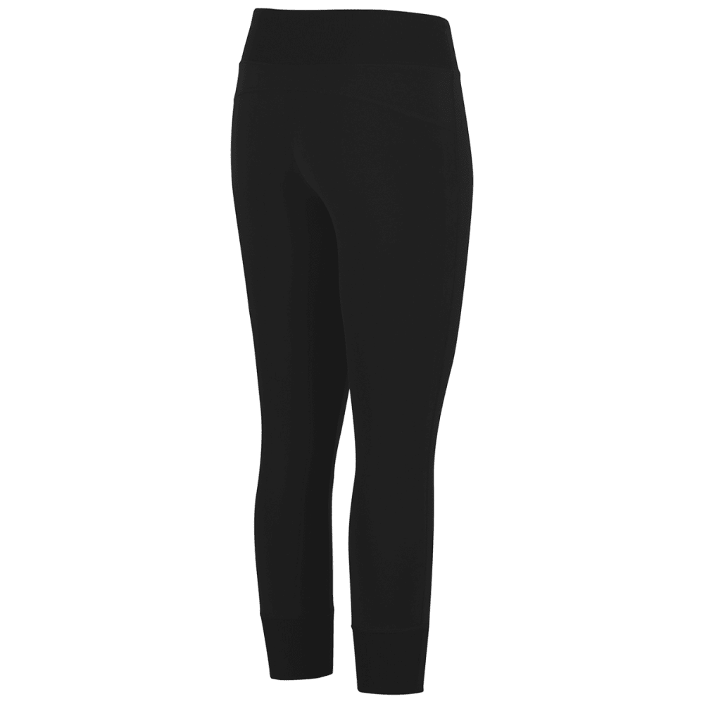 BLACK DIAMOND Women's Levitation Capris - BLACK