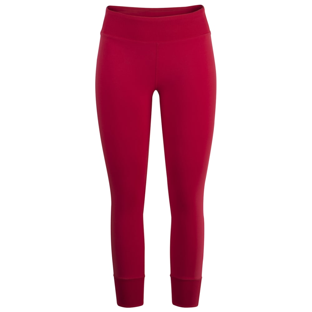BLACK DIAMOND Women's Levitation Capris - MAROON