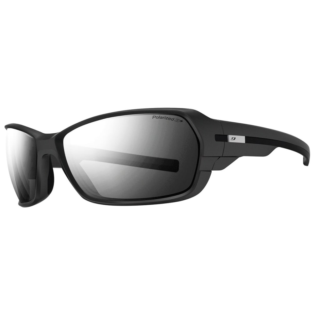 JULBO Dirt 2.0 Polarized 3+ Sunglasses - MATTE BLACK/BLK