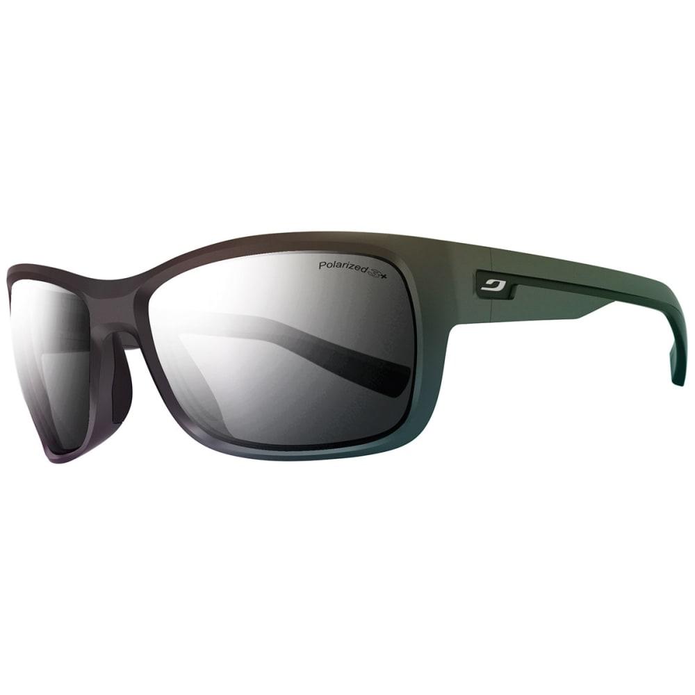 JULBO Drift Polarized 3+ Sunglasses - MATTE BLACK/BLK
