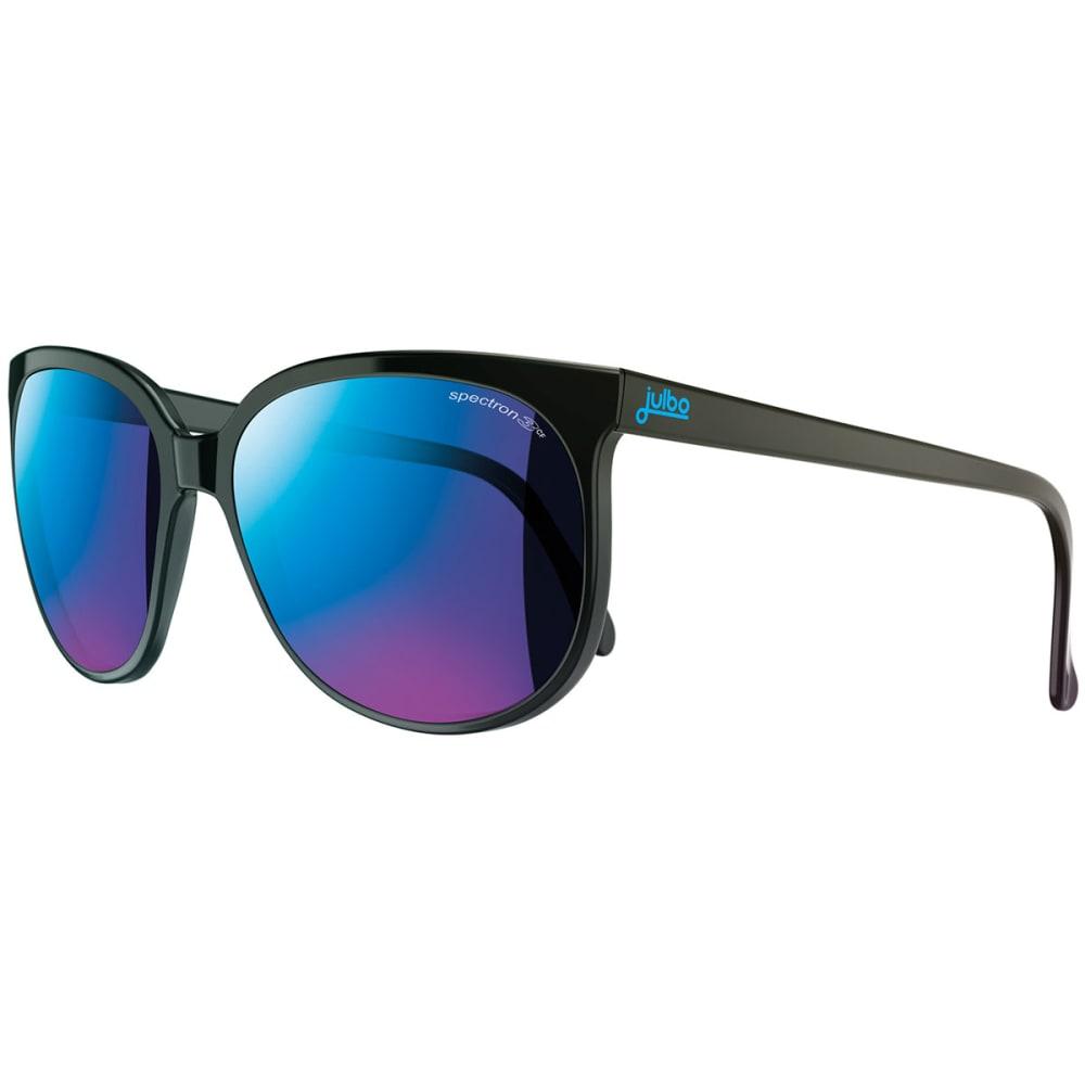 JULBO Megeve Spectron 3 CF Sunglasses, Shiny Black - SHINY BLACK