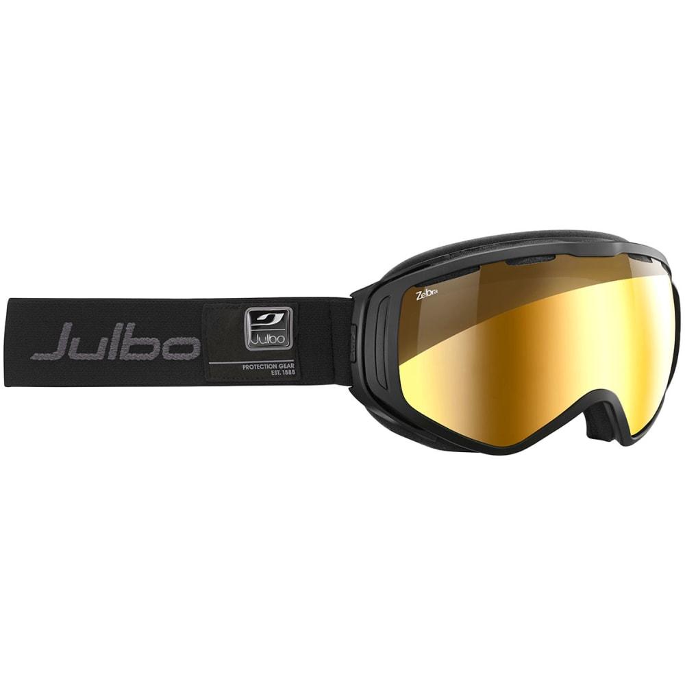 JULBO Titan Goggles with Zebra Lens, Black - BLACK