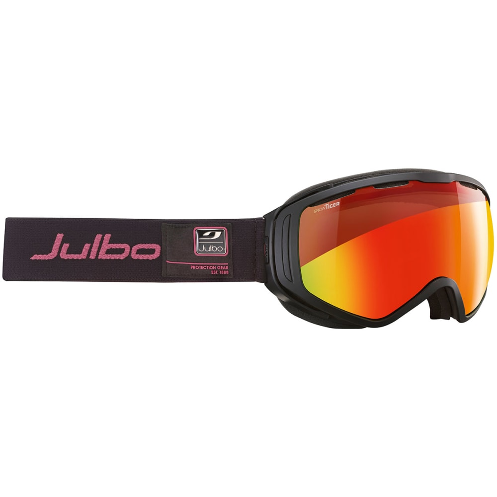 JULBO Titan Goggles with Snow Tiger Lens - BLACK