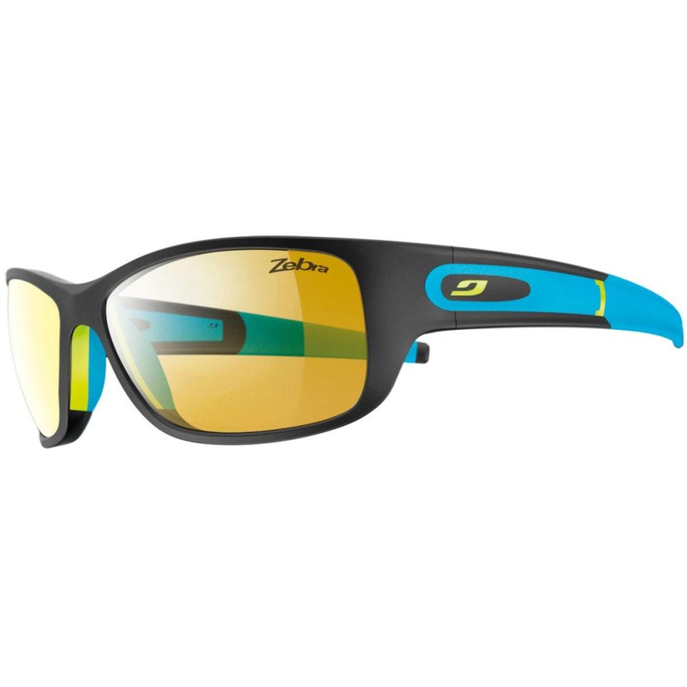 JULBO Stony Zebra Sunglasses - BLACK