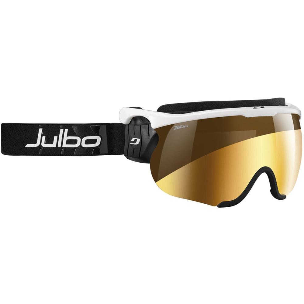 JULBO Sniper L Goggles with Zebra Lens - WHITE
