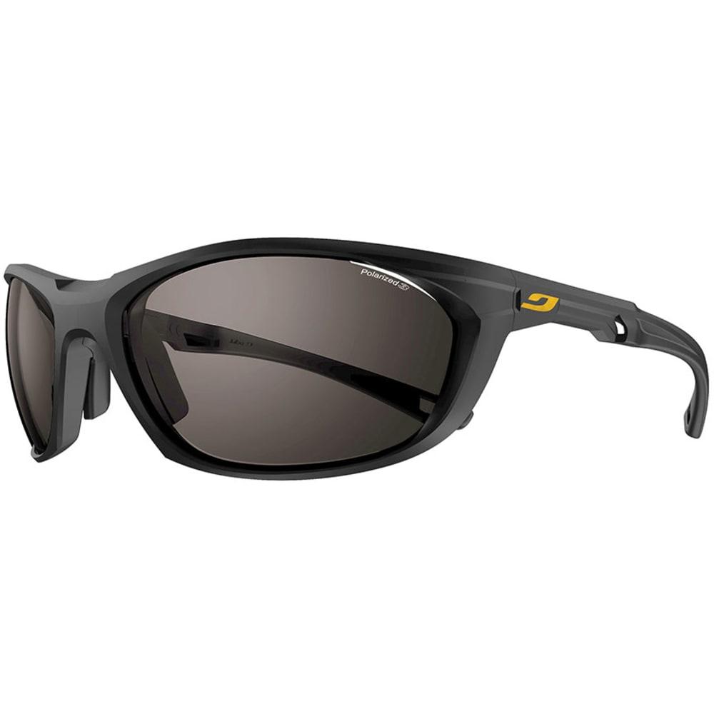 JULBO Race 2.0 Polarized Sunglasses, Black - MATTE BLACK/BLK