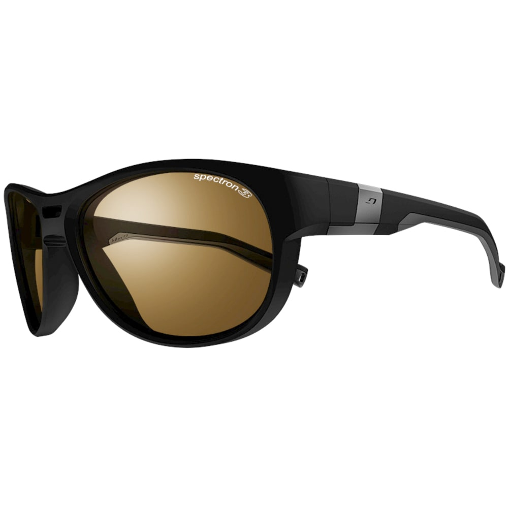 JULBO Shore Sunglasses - MATTE BLACK/BLACK