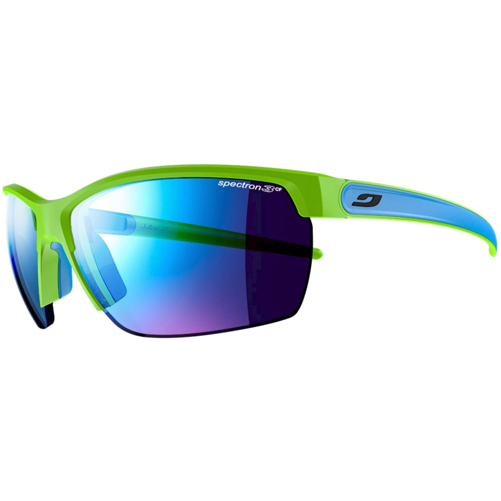 JULBO Zephyr Sunglasses - GREEN/LIGHT BLUE