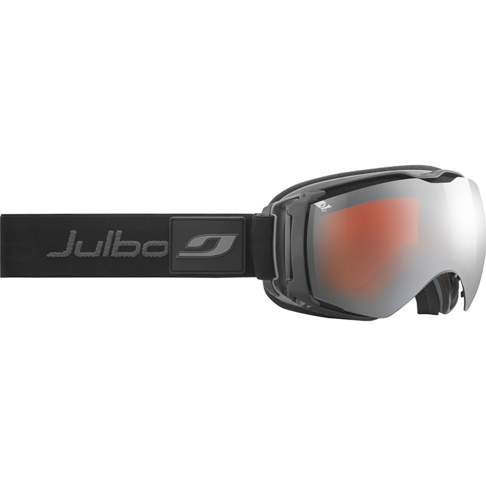 JULBO Airflux Polarized Goggles - BLACK/GREY