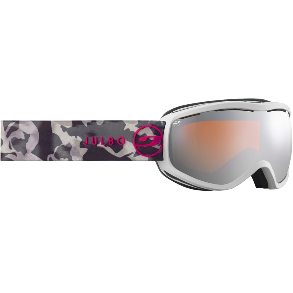 JULBO Women's Equinox Goggles - WHITE MARBRURE