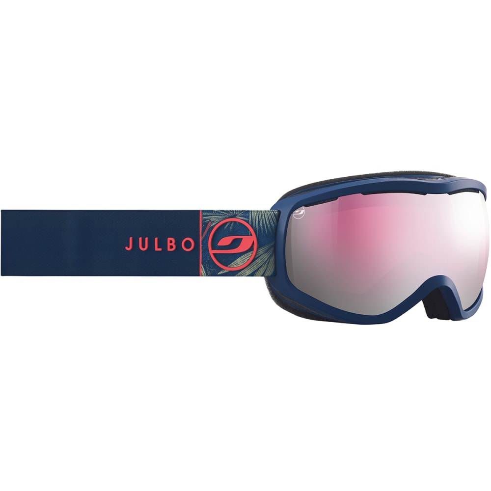 JULBO Women's Equinox Goggles - BLEU TROPICAL
