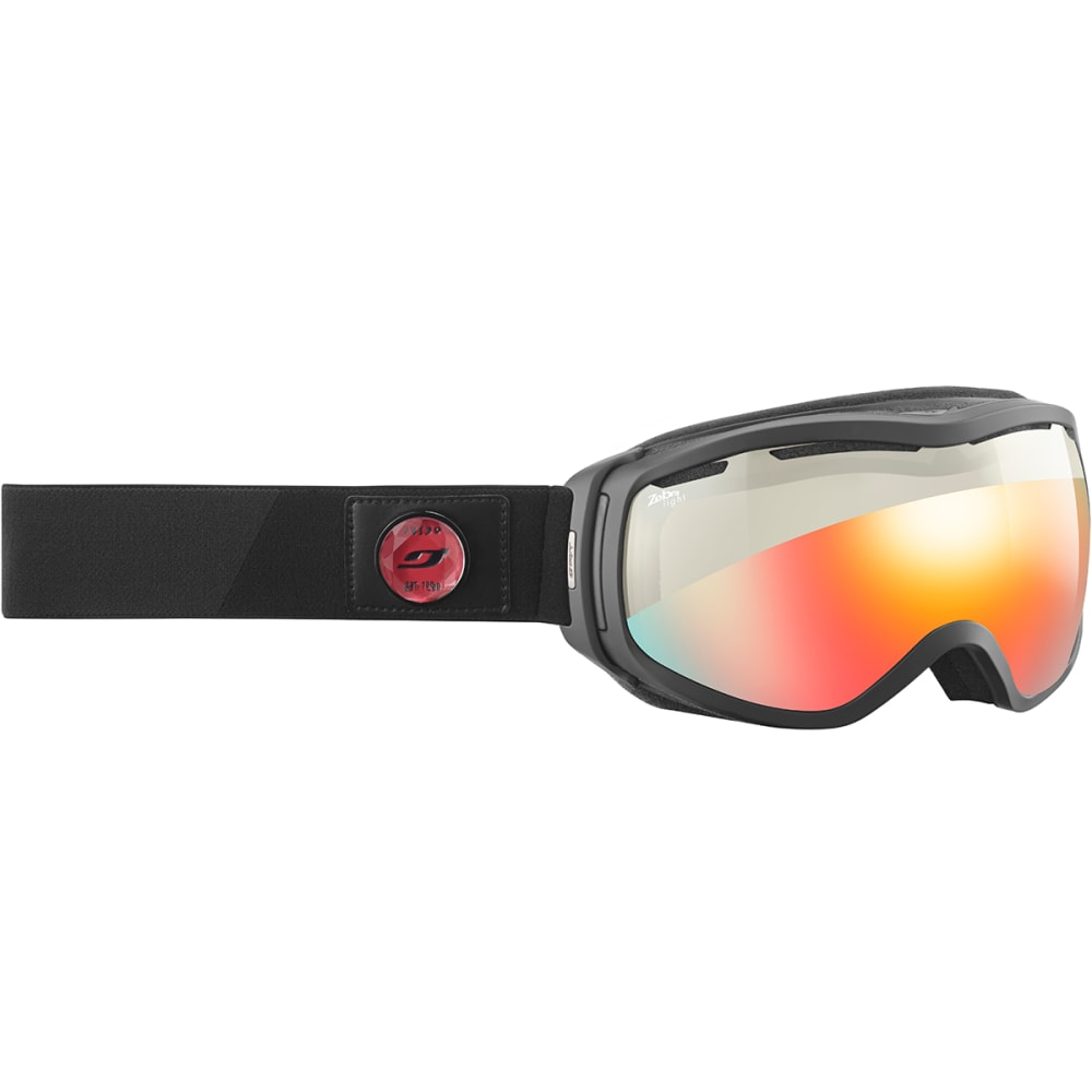 JULBO Women's Elara Goggles - BLACK/RED