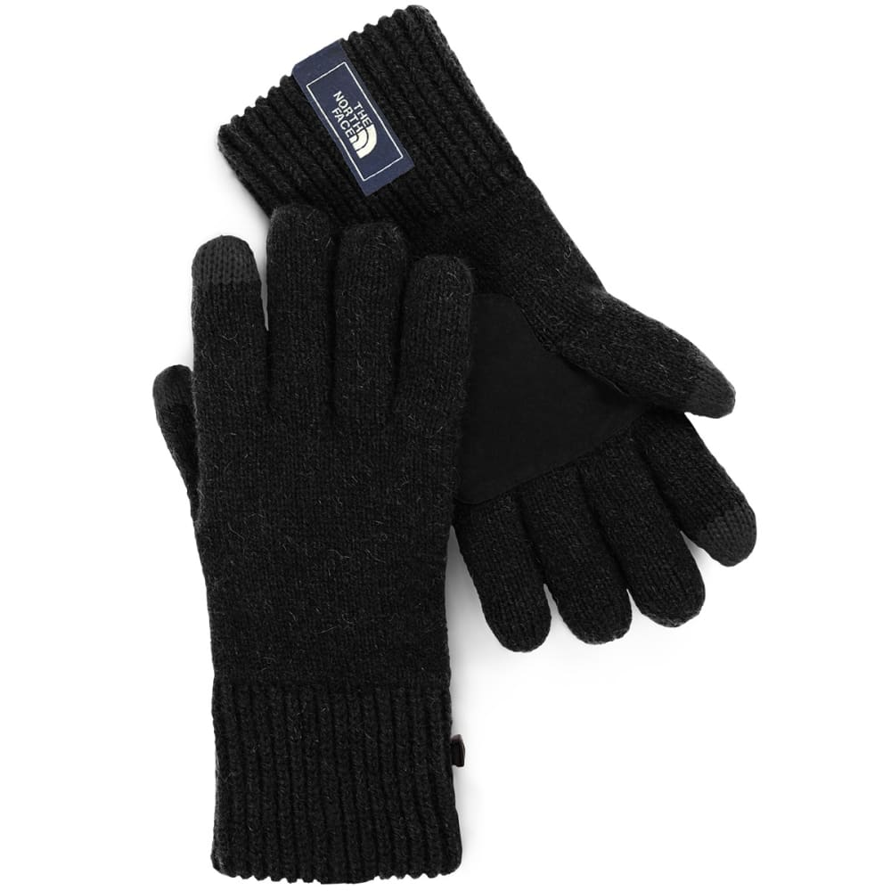 THE NORTH FACE Men's Salty Dog Etip Fleece Gloves - JK3-TNF BLK