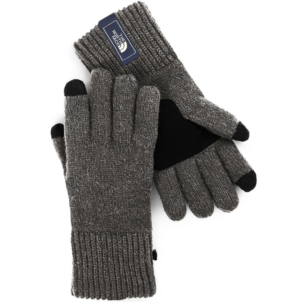 THE NORTH FACE Men's Salty Dog Etip Fleece Gloves - 044- GRAPHITE GREY