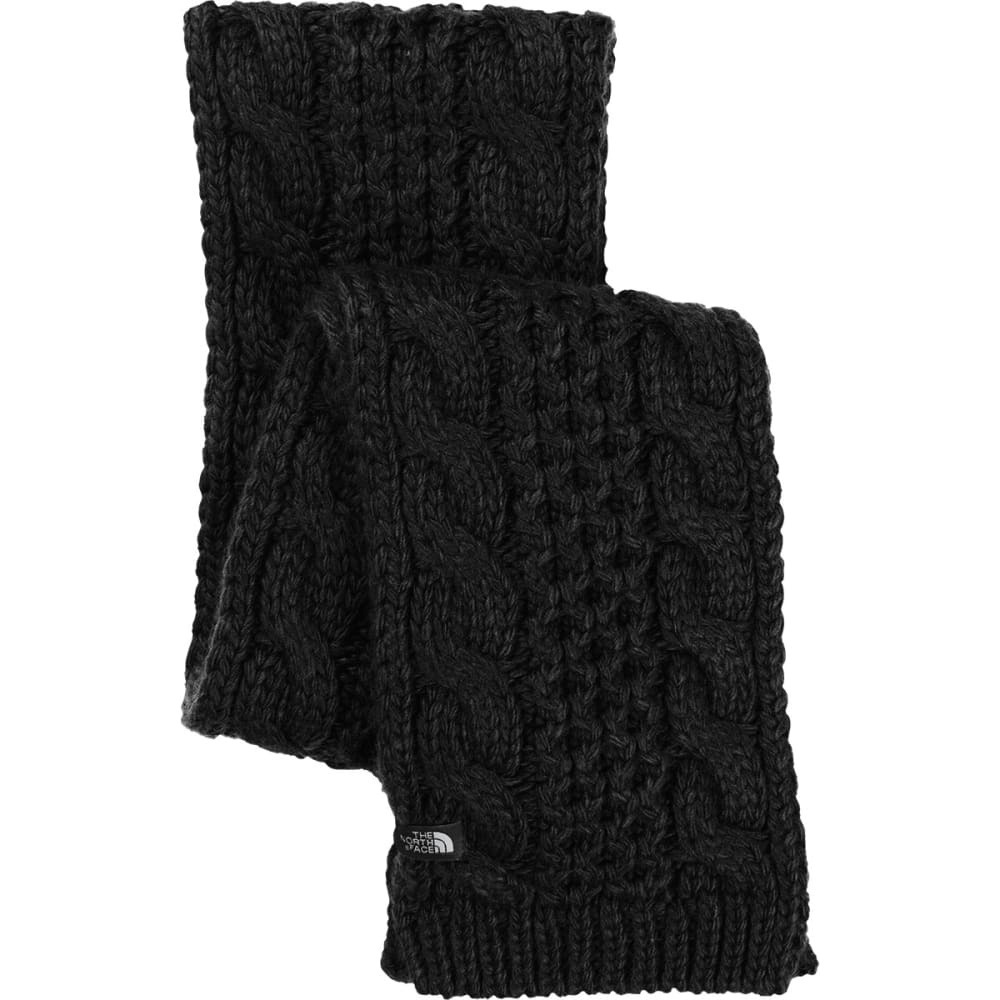 THE NORTH FACE Women's Cable Minna Scarf - JK3-TNF BLACK