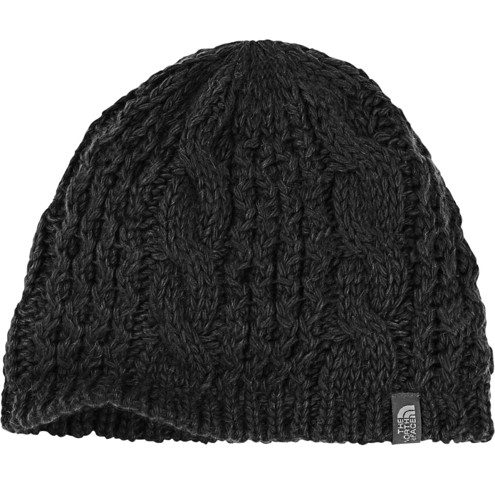 THE NORTH FACE Women's Cable Minna Beanie - JK3-TNF BLK