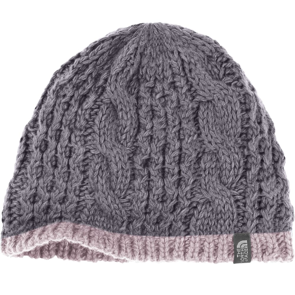 THE NORTH FACE Women's Cable Minna Beanie - HCW-RABBIT GRY