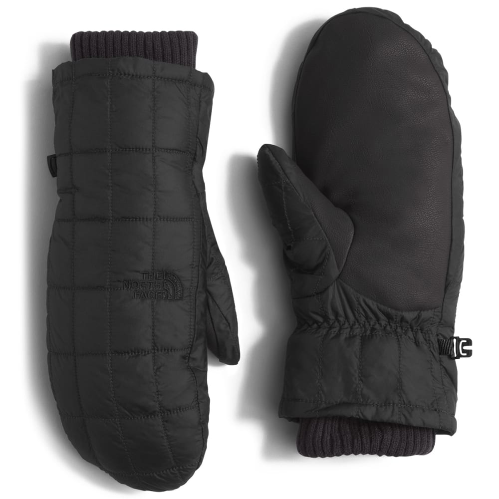 THE NORTH FACE Women's Metropolis Mittens - JK3-TNF BLK