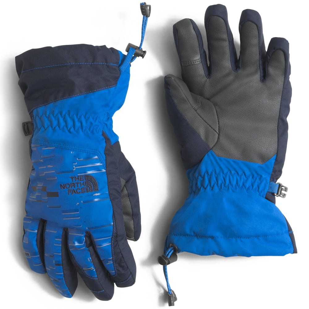 THE NORTH FACE Kids' Revelstoke ETip Gloves - MXY-JAKEBLU/CSMCBLU